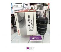 لنز کانن واید Canon EF-S 10-22mm USM