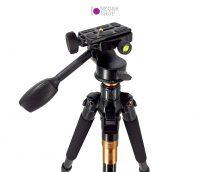 سه پایه دوربین عکاسی پروفشنال مدل Professional Q999