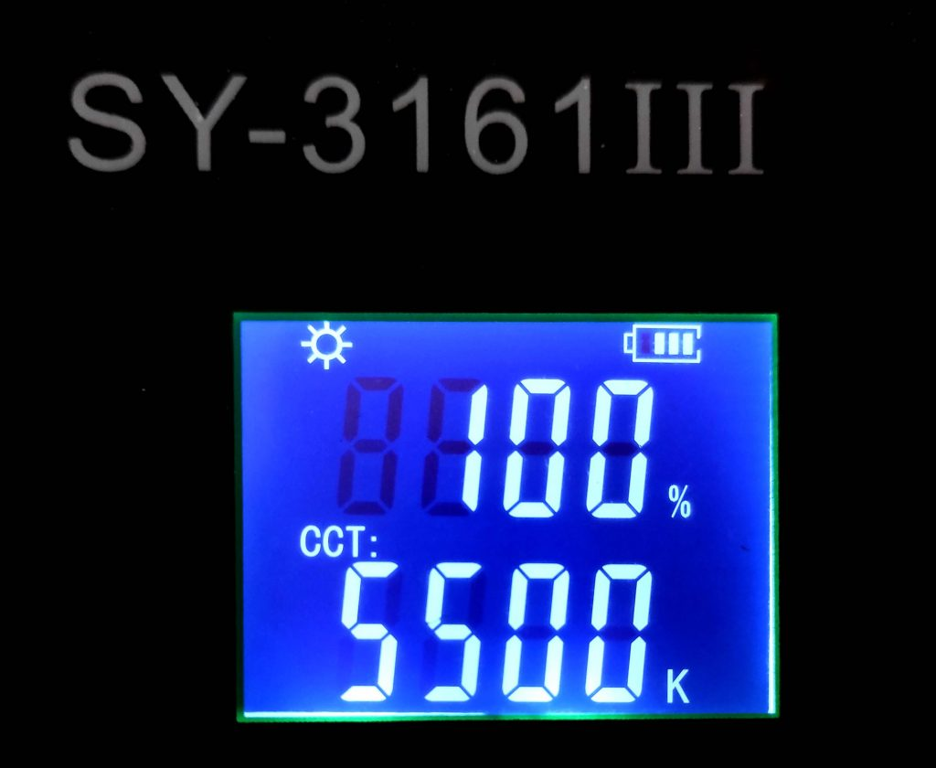 HERO SY-3161 III Ring Light