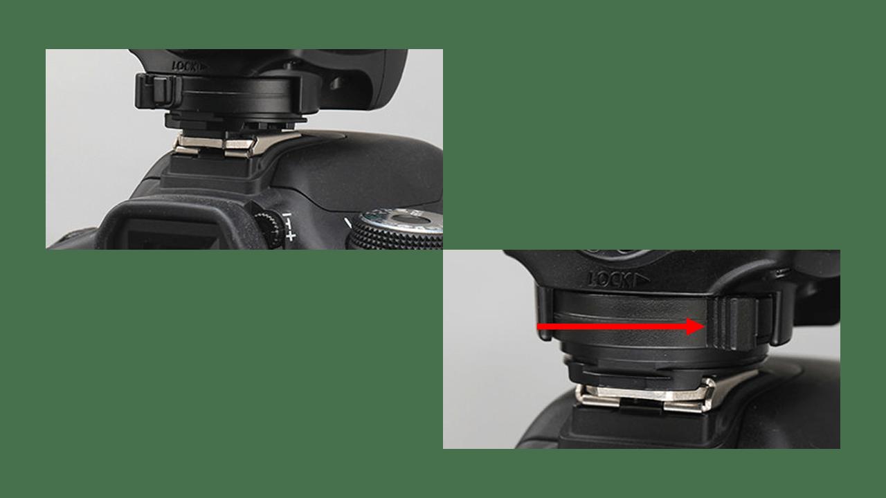 قرار-گرفتن-فلاش-روی-دوربین