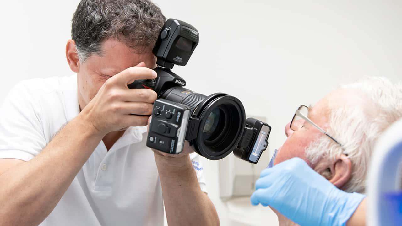 عکاسی دندانپزشکی